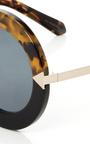 Hollywood Pool Sunglasses by KAREN WALKER Now Available on Moda Operandi
