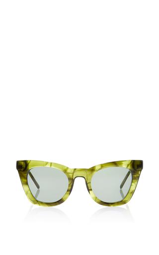 Medium kaibosh green 6 above sunglasses