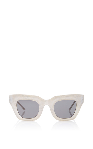 Medium kaibosh white city survivor sunglasses 3