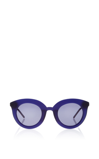 Medium kaibosh blue song of the siren sunglasses