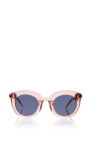 Medium kaibosh light pink song of the siren sunglasses 2