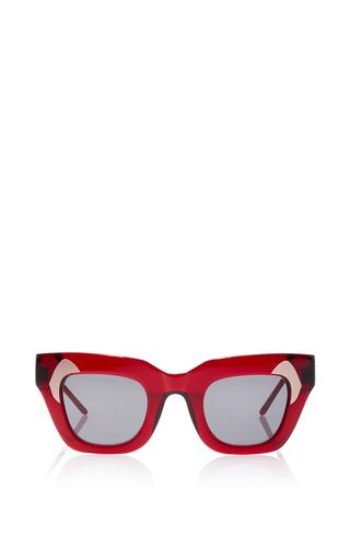 Medium kaibosh red city survivor sunglasses 4
