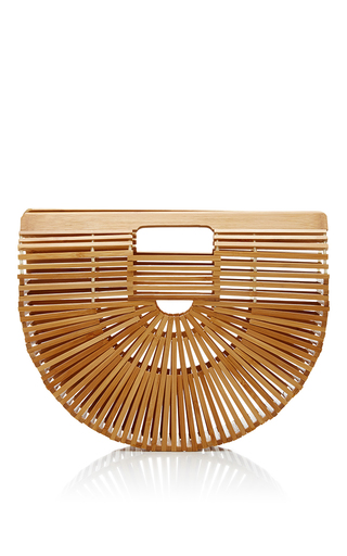 Cult Gaia Small Bamboo Ark Bag