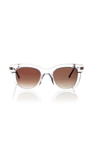 Medium thierry lasry clear sexxxy sunglasses