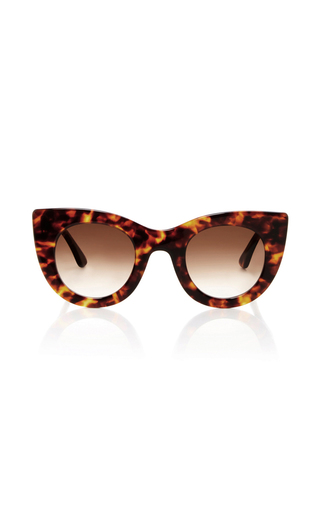 Medium thierry lasry brown orgasmy sunglasses