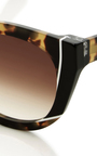 Nevermindy Sunglasses by THIERRY LASRY Now Available on Moda Operandi