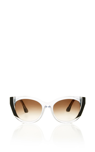 Medium thierry lasry clear nevermindy sunglasses