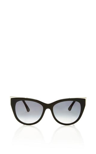 Medium thierry lasry black epiphany sunglasses