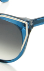 Polygamy Sunglasses by THIERRY LASRY Now Available on Moda Operandi