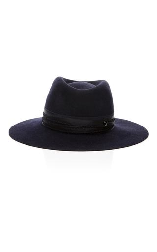 Medium maison michel navy flare in the air charles