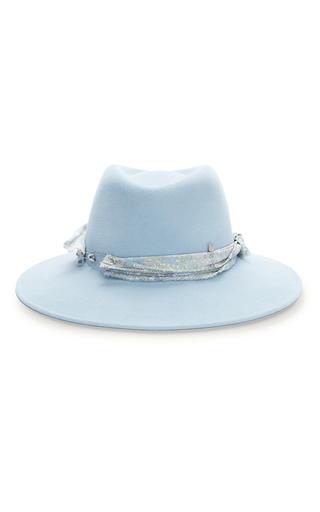 Medium maison michel blue flower seduction pierre