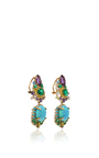 Opals Triton Earrings by ANABELA CHAN Now Available on Moda Operandi