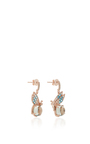 Butterfly Earrings by ANABELA CHAN Now Available on Moda Operandi