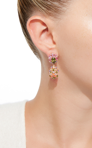Sugar Rush Drop Earrings by ANABELA CHAN Now Available on Moda Operandi