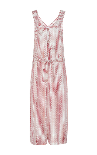 Medium asceno print rio prism cropped jumpsuit