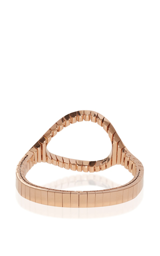 StyloÏde Bracelet In Rose Gold by VANRYCKE for Preorder on Moda Operandi