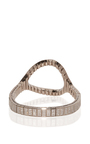 StyloÏde Bracelet In White Gold And White Diamonds by VANRYCKE for Preorder on Moda Operandi