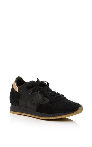 Medium philippe model black tropez sneaker 2