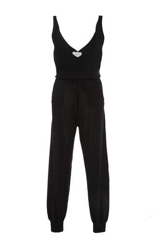 Medium eleven six black catherine knit jumpsuit