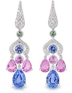 Délices D'Été Lumière Drop Earrings by FABERGE for Preorder on Moda Operandi