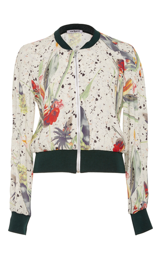 Medium cacharel  2 print printed long sleeve bomber