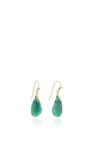 Emerald Wings Earring by ANNETTE FERDINANDSEN Now Available on Moda Operandi