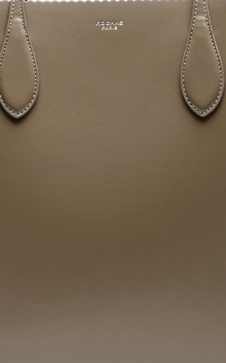 Borsa Leather Tote by ROCHAS Now Available on Moda Operandi