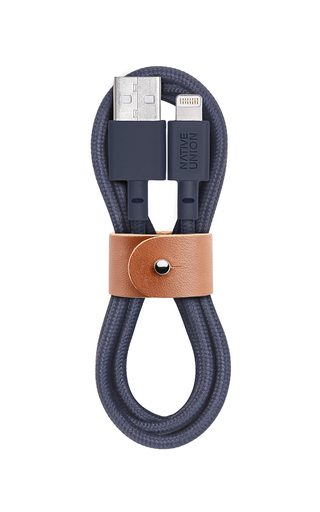 Medium native union navy belt cable 2