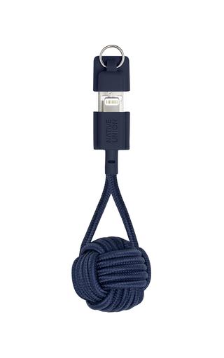Medium native union navy key cable
