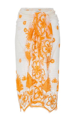 Medium miguelina multi layna lace sarong