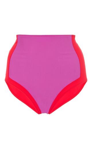 Medium araks multi mallory high waisted bikini bottom