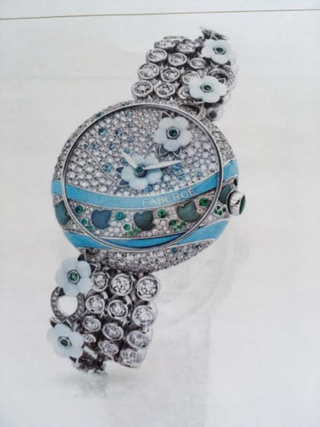 Summer In Provence Emerald by FABERGE for Preorder on Moda Operandi