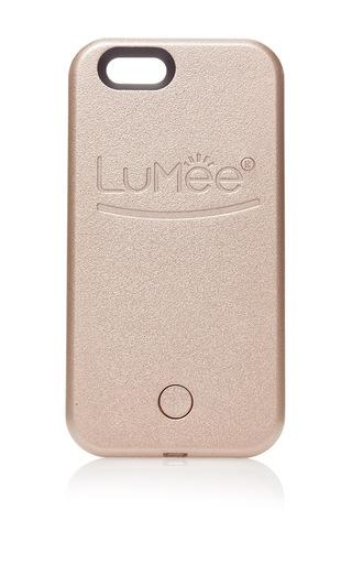 Medium lumee rose gold lighted iphone 6s case 2
