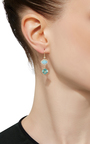 Wire Drop Earrings by EDEN PRESLEY Now Available on Moda Operandi