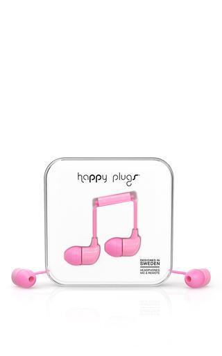 Medium happy plugs pink mo7717