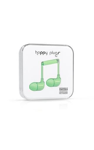 Medium happy plugs green mo7715