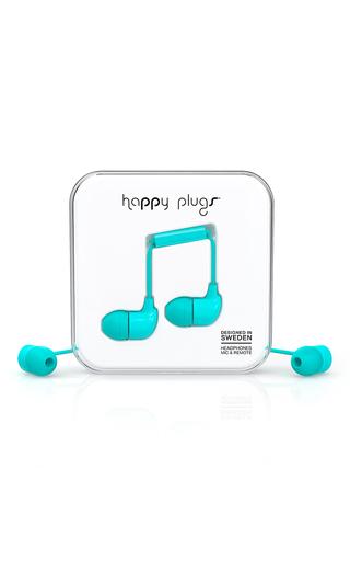 Medium happy plugs blue mo7722