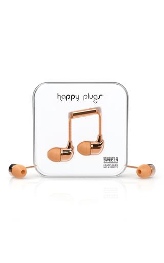 Medium happy plugs rose gold mo7738