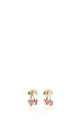 Cherry Studs by SYDNEY EVAN Now Available on Moda Operandi