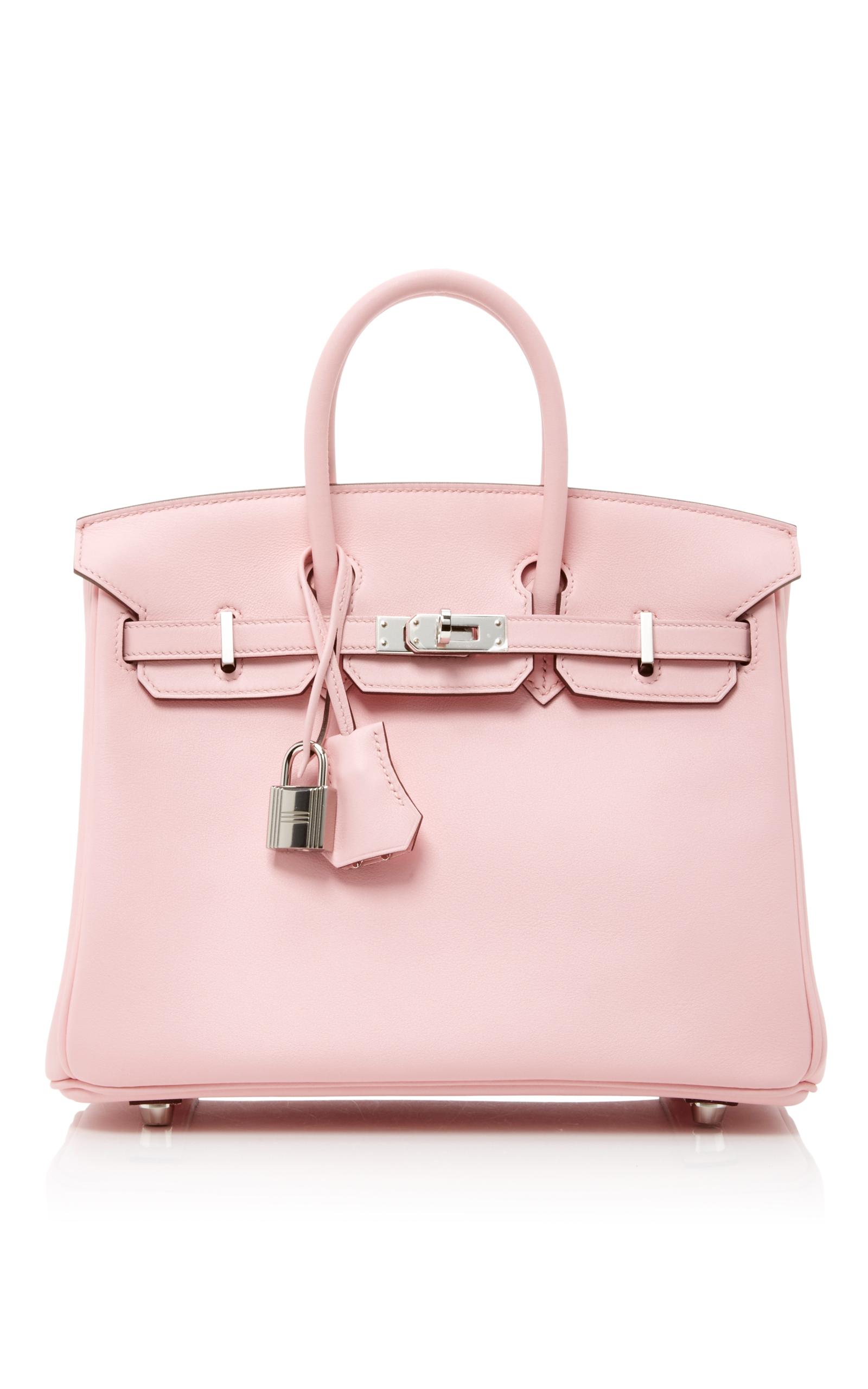 c6a0b48e0a2a Hermes VintageHermes 25cm Rose Sakura Swift Leather Birkin. CLOSE. Loading