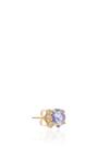 Tanzanite And Diamond Stud by JACQUIE AICHE Now Available on Moda Operandi