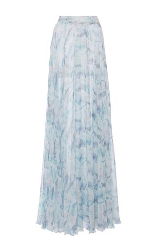 Medium christina economou print prilla printed maxi skirt