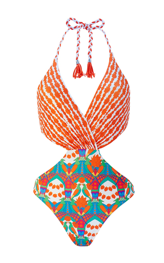 Medium paolita print andal one piece swimsuit