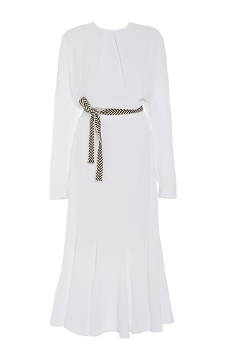 Medium malaikaraiss white sami dress