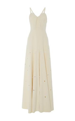 Medium malaikaraiss white sienna long dress
