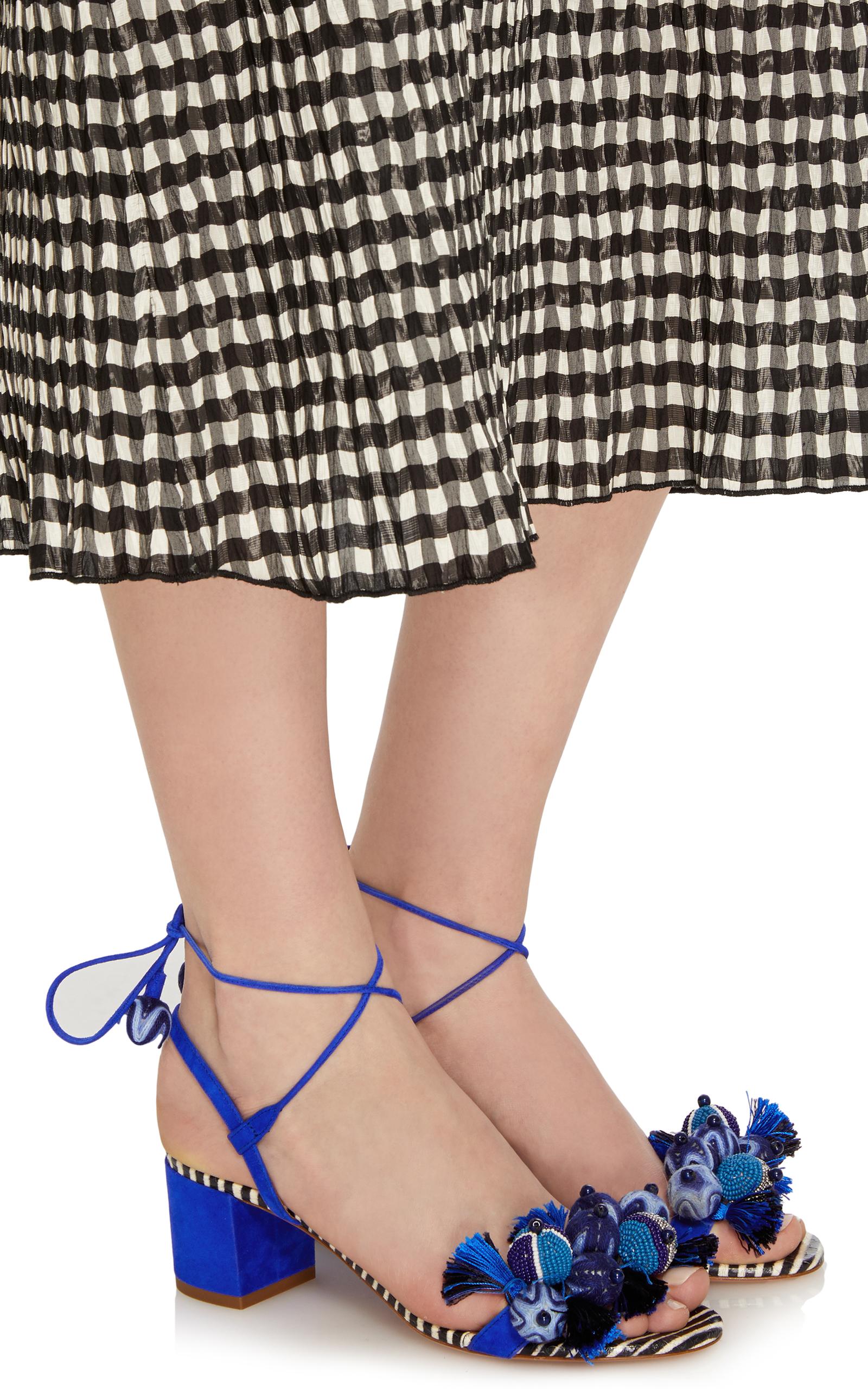 Aquazzura Tropicana Sandals Sale Latest Cheapest qzvrNu1