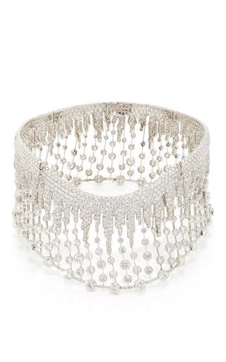 Medium simon teakle silver fred leighton necklace
