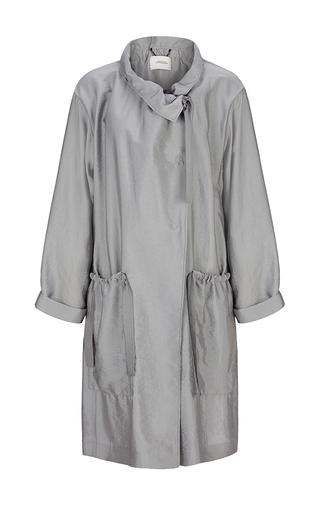 Softened Silhouettes Coat by DOROTHEE SCHUMACHER for Preorder on Moda Operandi