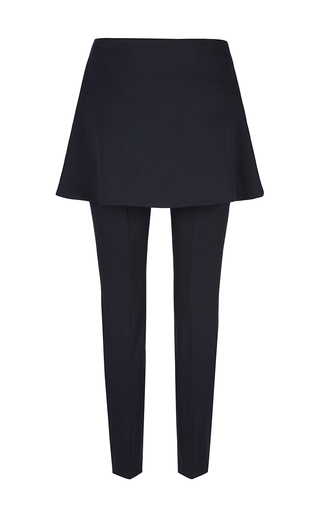 Cool Ambition Peplum Pants by DOROTHEE SCHUMACHER for Preorder on Moda Operandi