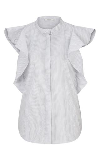 Sensitive Volume Ruffle Shirt by DOROTHEE SCHUMACHER for Preorder on Moda Operandi